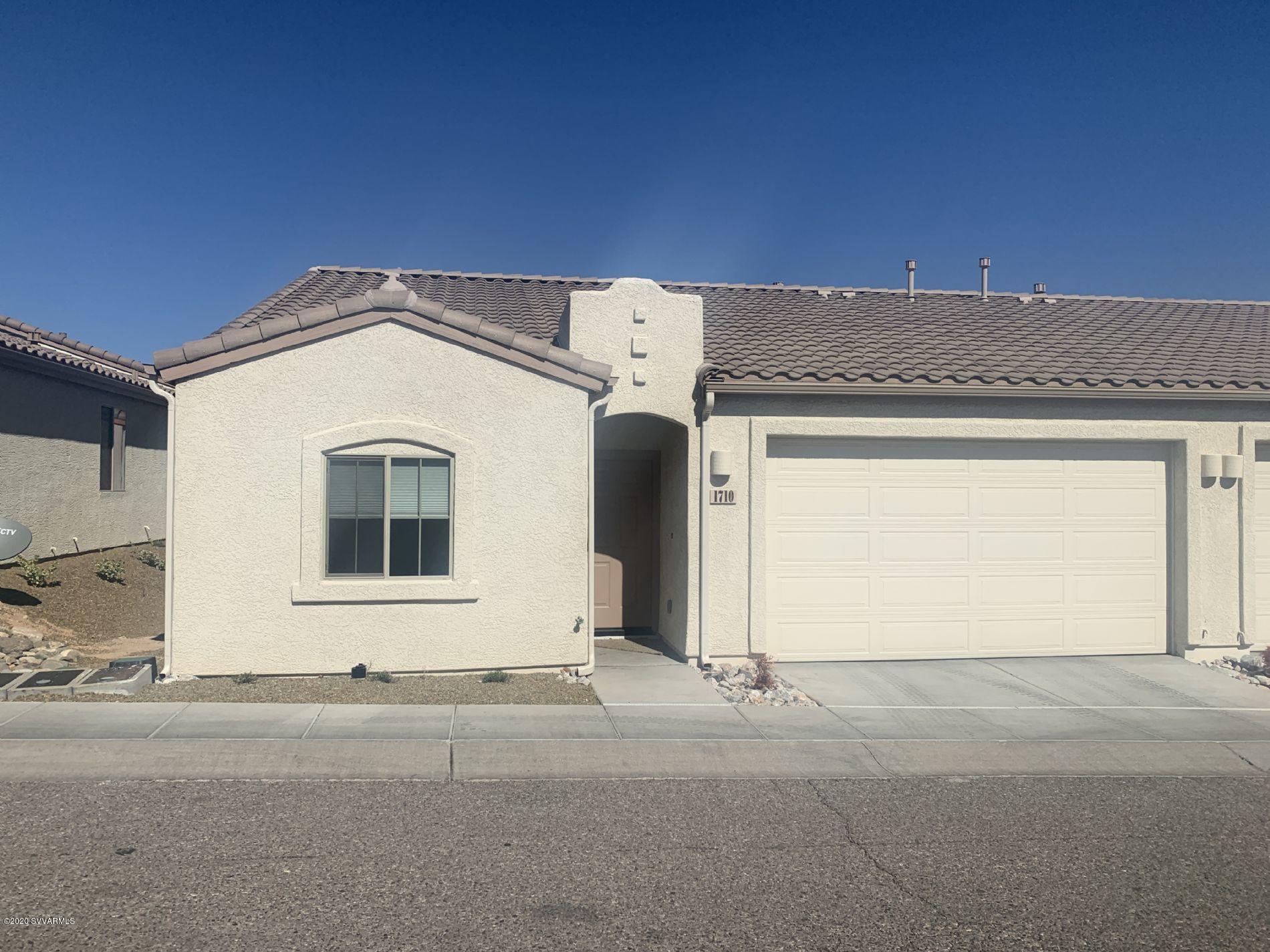 1710 Mariposa Drive Cottonwood, AZ 86326