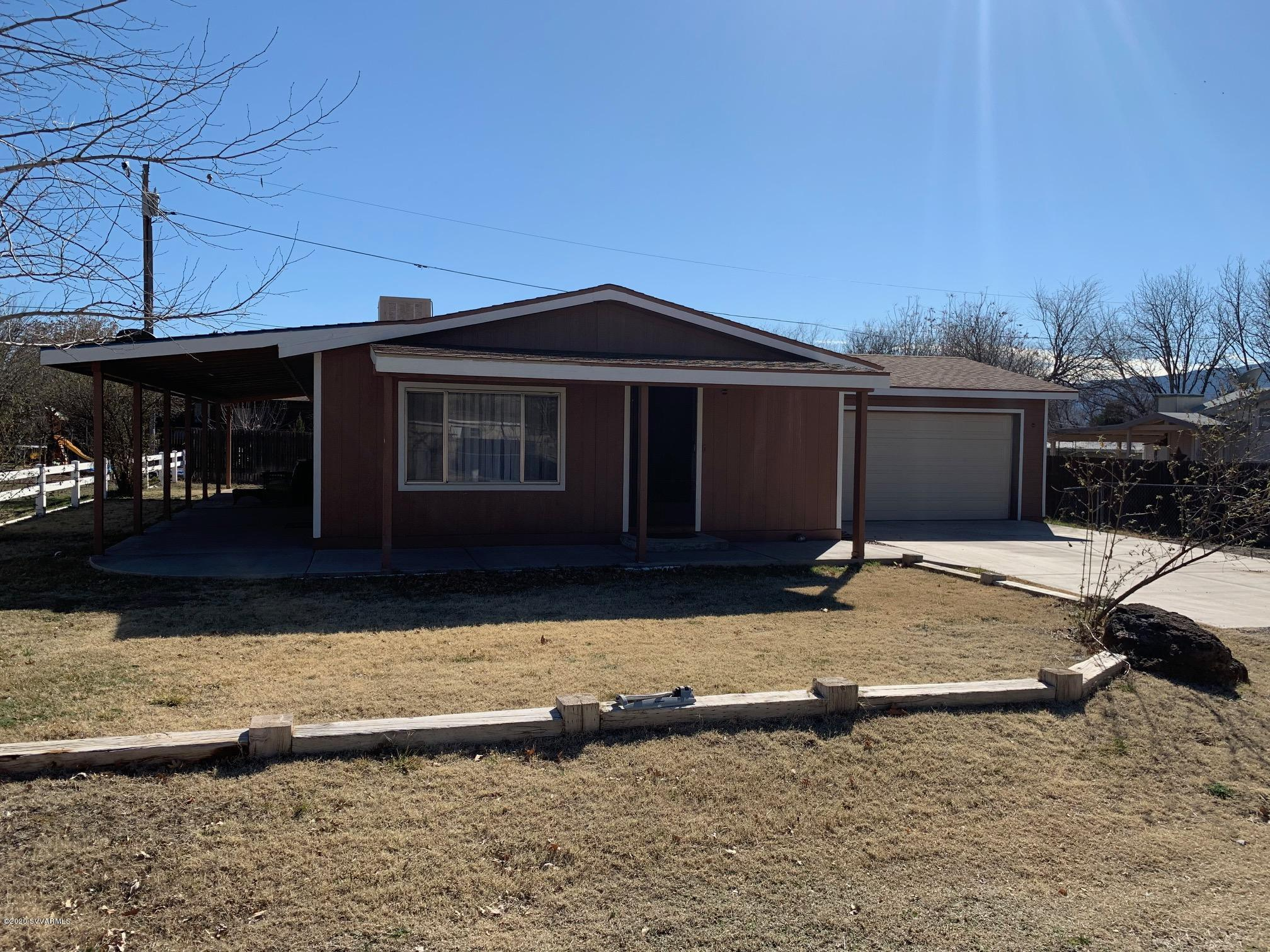 4247 E Cripple Creek Drive Camp Verde, AZ 86322