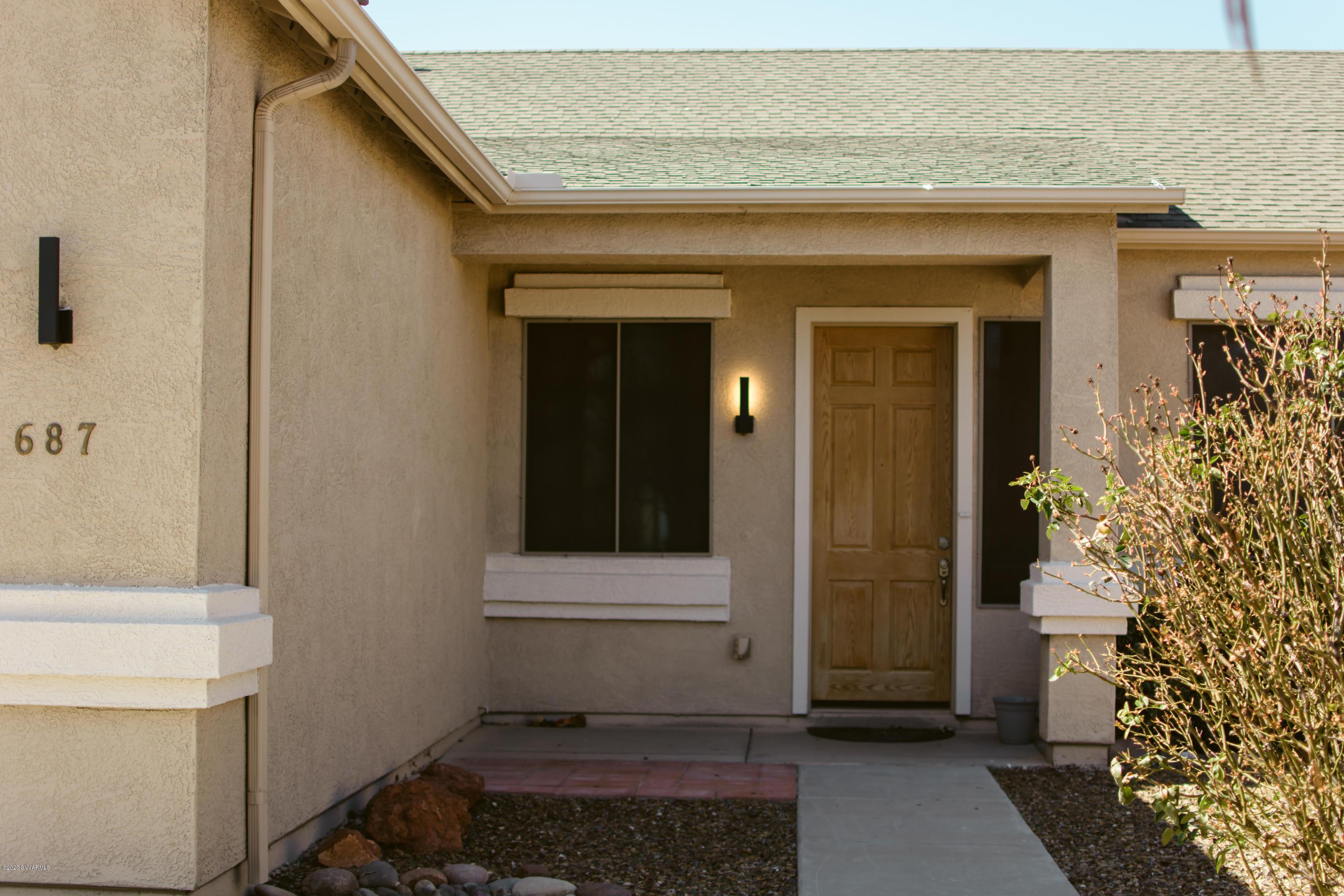 687 S Elk Ridge Drive Camp Verde, AZ 86322