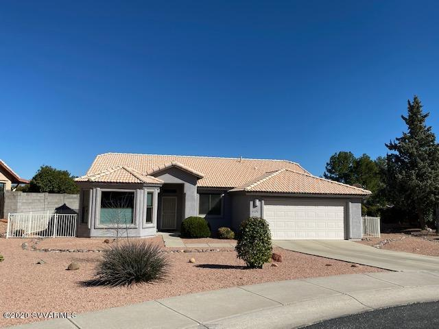 1171 S Vista Grande Drive Cottonwood, AZ 86326