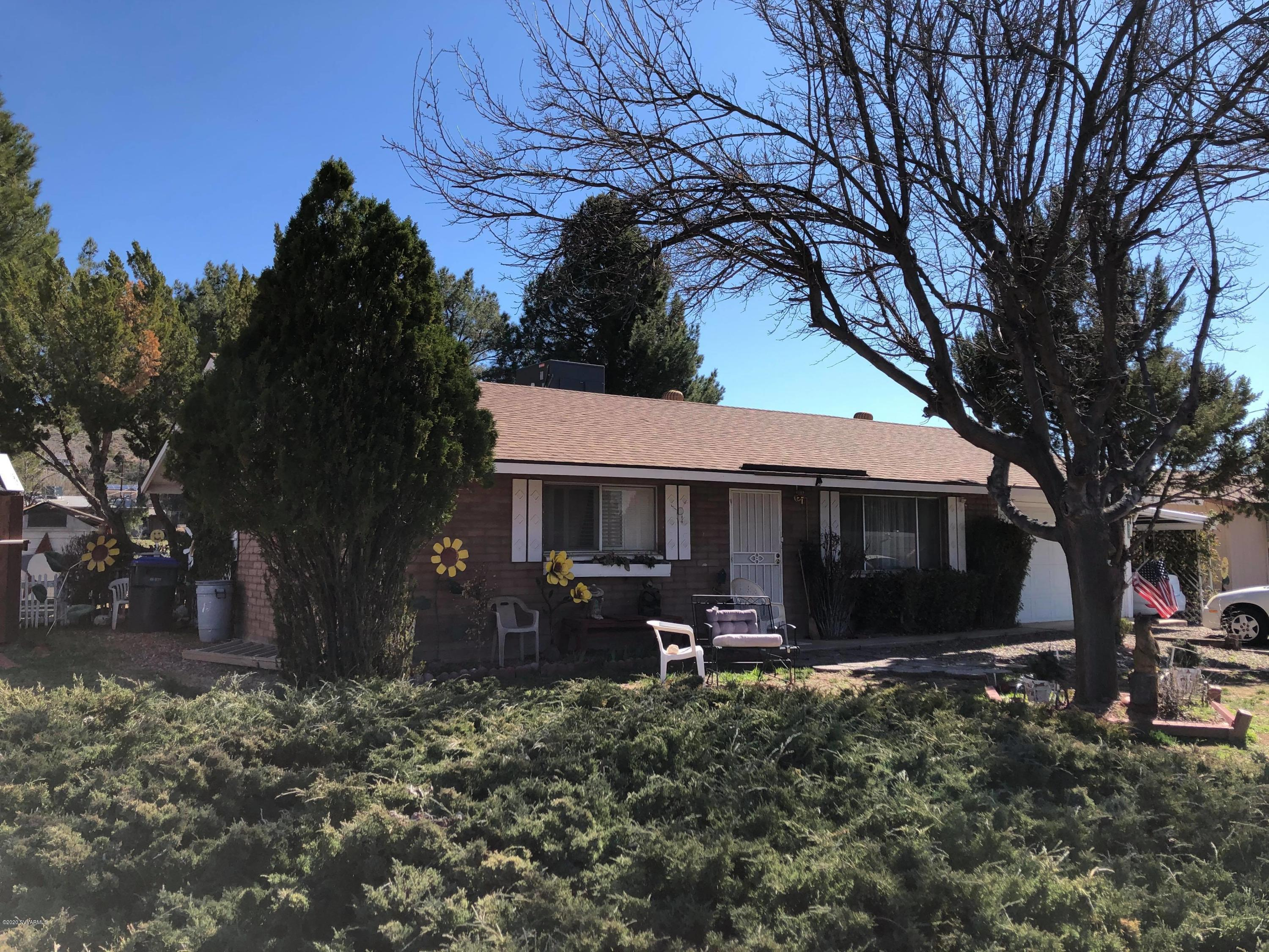 4539 N Fairway Drive Rimrock, AZ 86335