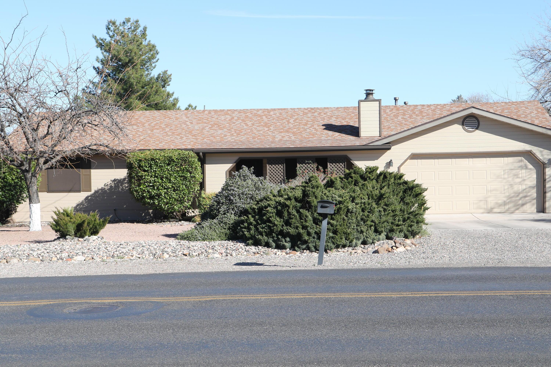 1049 S Monte Tesoro Drive Cottonwood, AZ 86326
