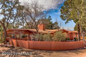 1955 Sanborn Drive, Sedona, AZ 86336