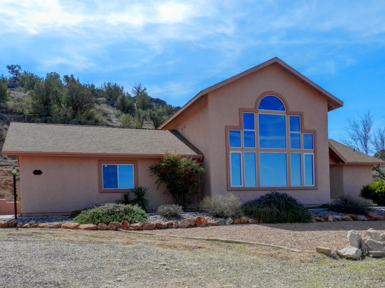 4545 N Paiute Tr Rimrock, AZ 86335