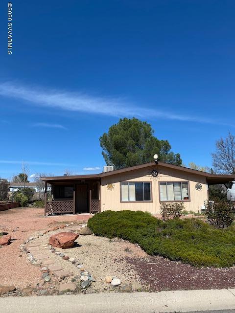 680 Mingus Shadows Drive Clarkdale, AZ 86324