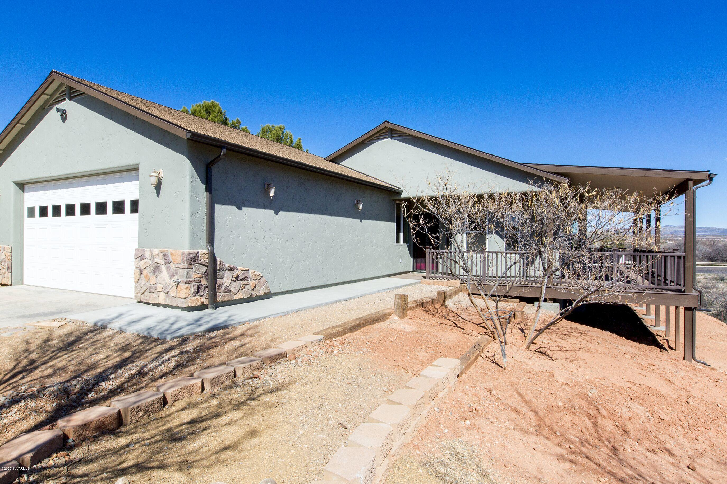2650 Lobo Circle Cottonwood, AZ 86326