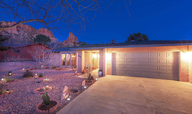 60 Canyon Tr Sedona, AZ 86351