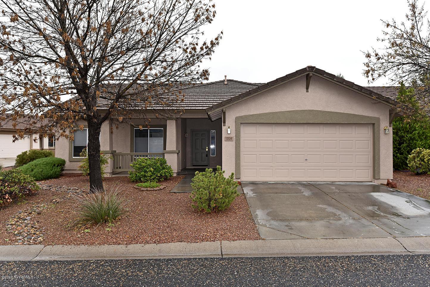 1705 W Desert Willow Drive Cottonwood, AZ 86326