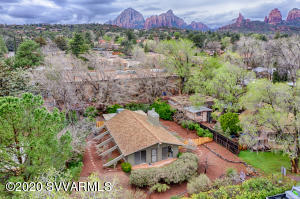 555 Sunset Lane, Sedona, AZ 86336