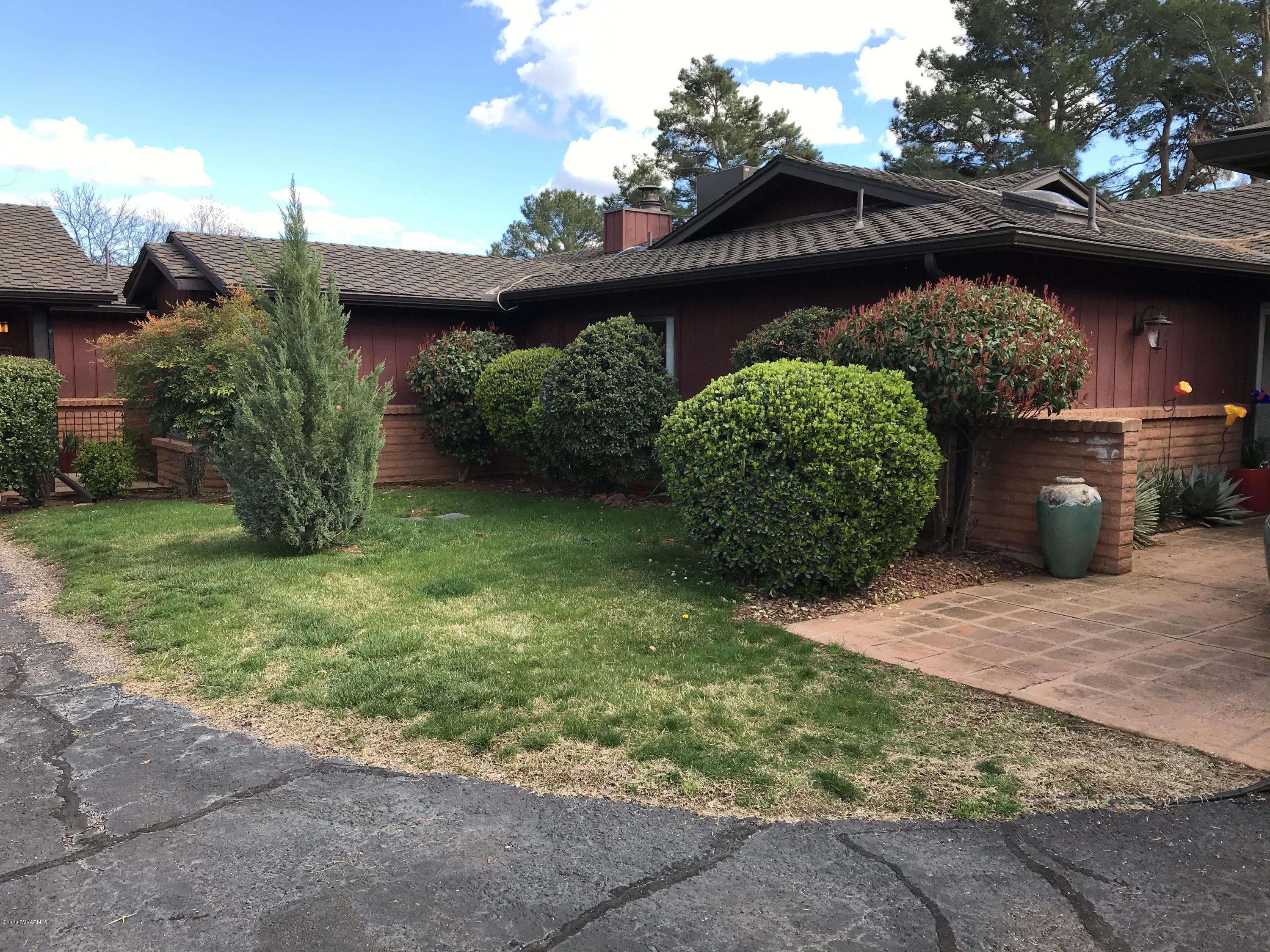 55 Cathedral Rock Drive UNIT 47 Sedona, AZ 86351