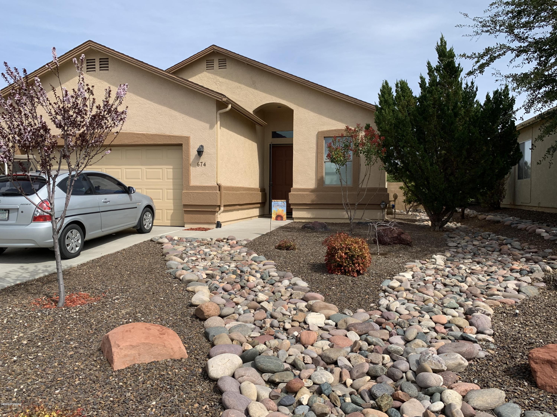 674 S Elk Ridge Drive Camp Verde, AZ 86322