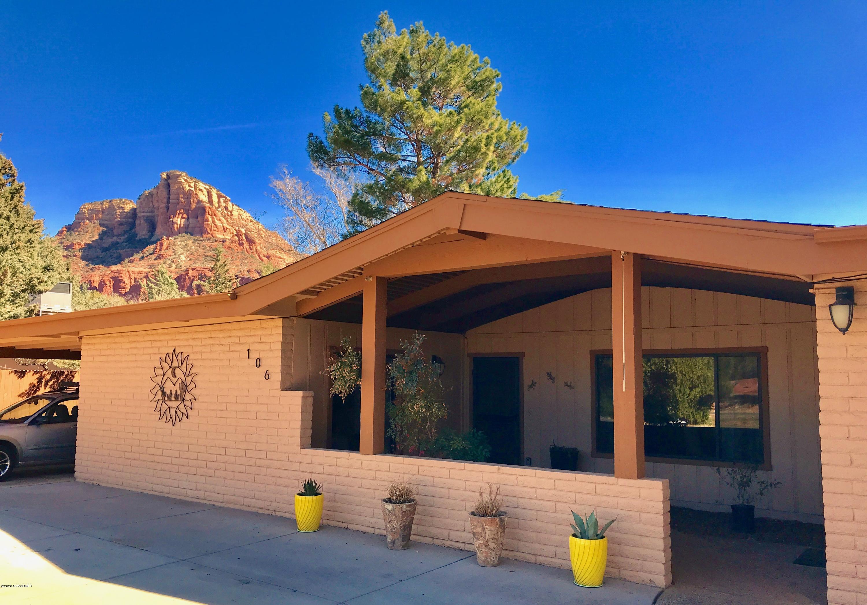 106 Vista Bonita Drive Sedona, AZ 86336