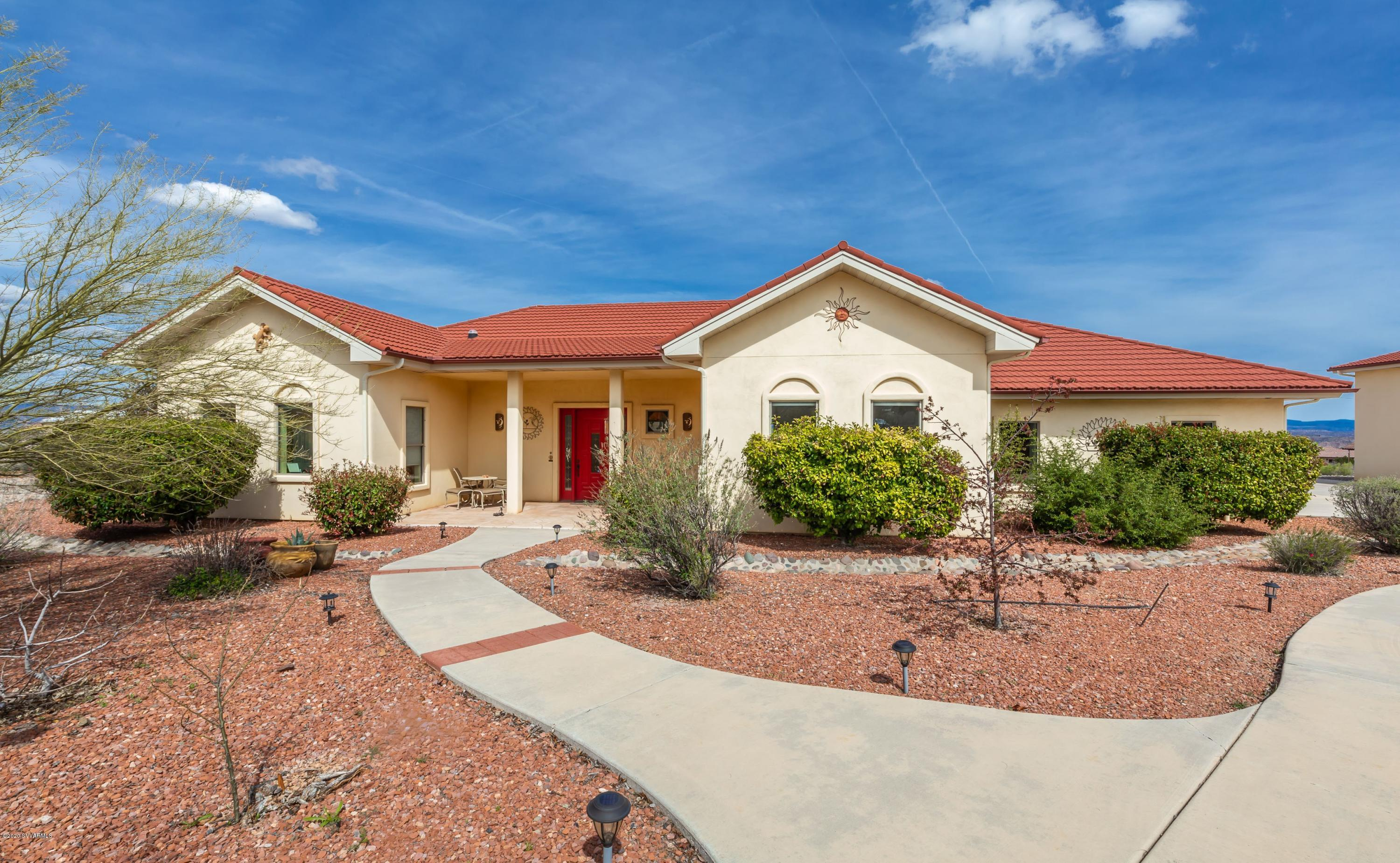 2433 Sovereign Court Cottonwood, AZ 86326