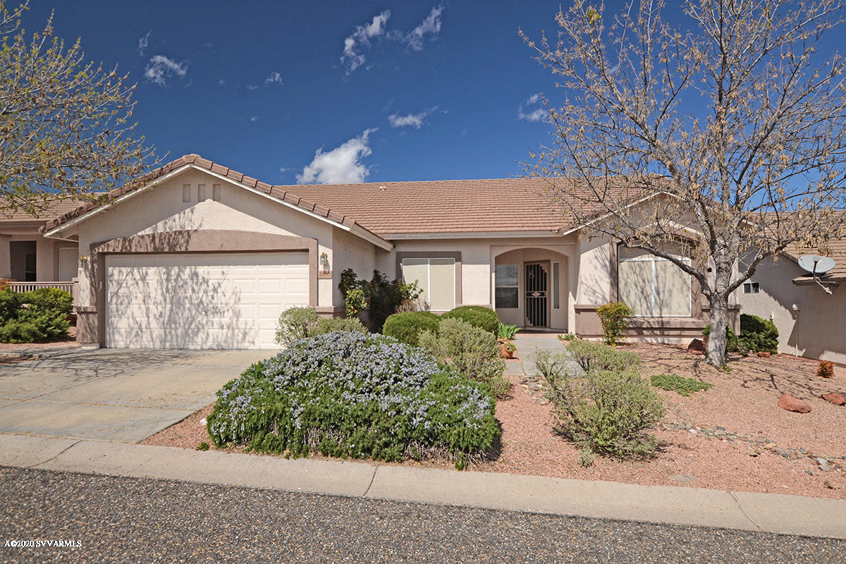 2100 W Trail Blazer Drive Cottonwood, AZ 86326