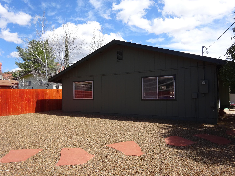 25 Borden Drive Sedona, AZ 86336