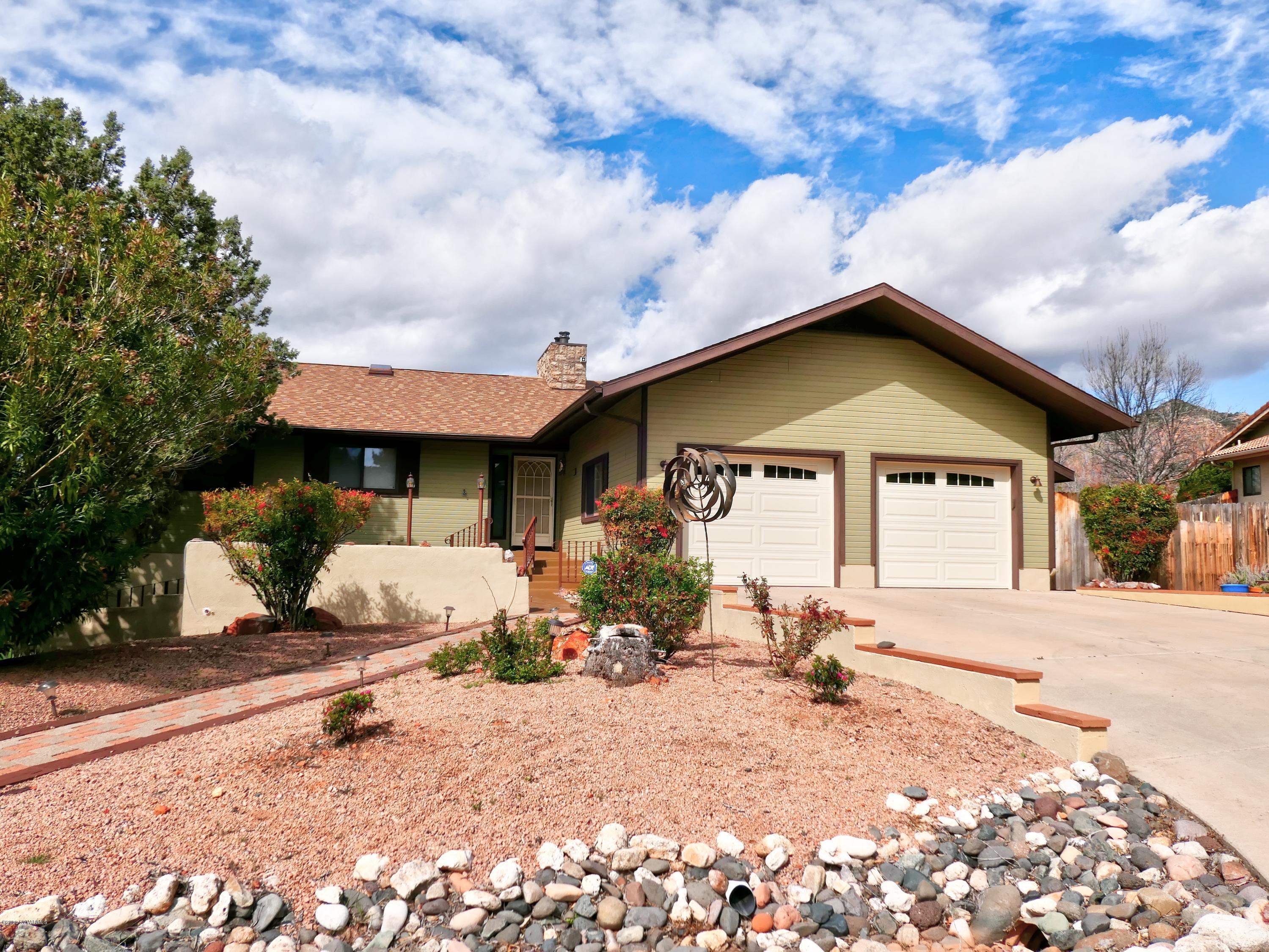 290 Concho Drive Sedona, AZ 86351