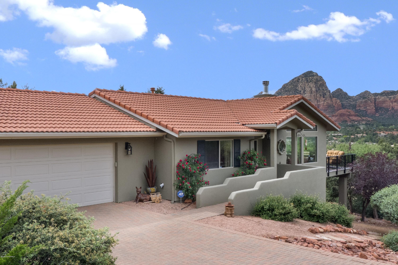 25 Sycamore Canyon Rd Sedona, AZ 86336