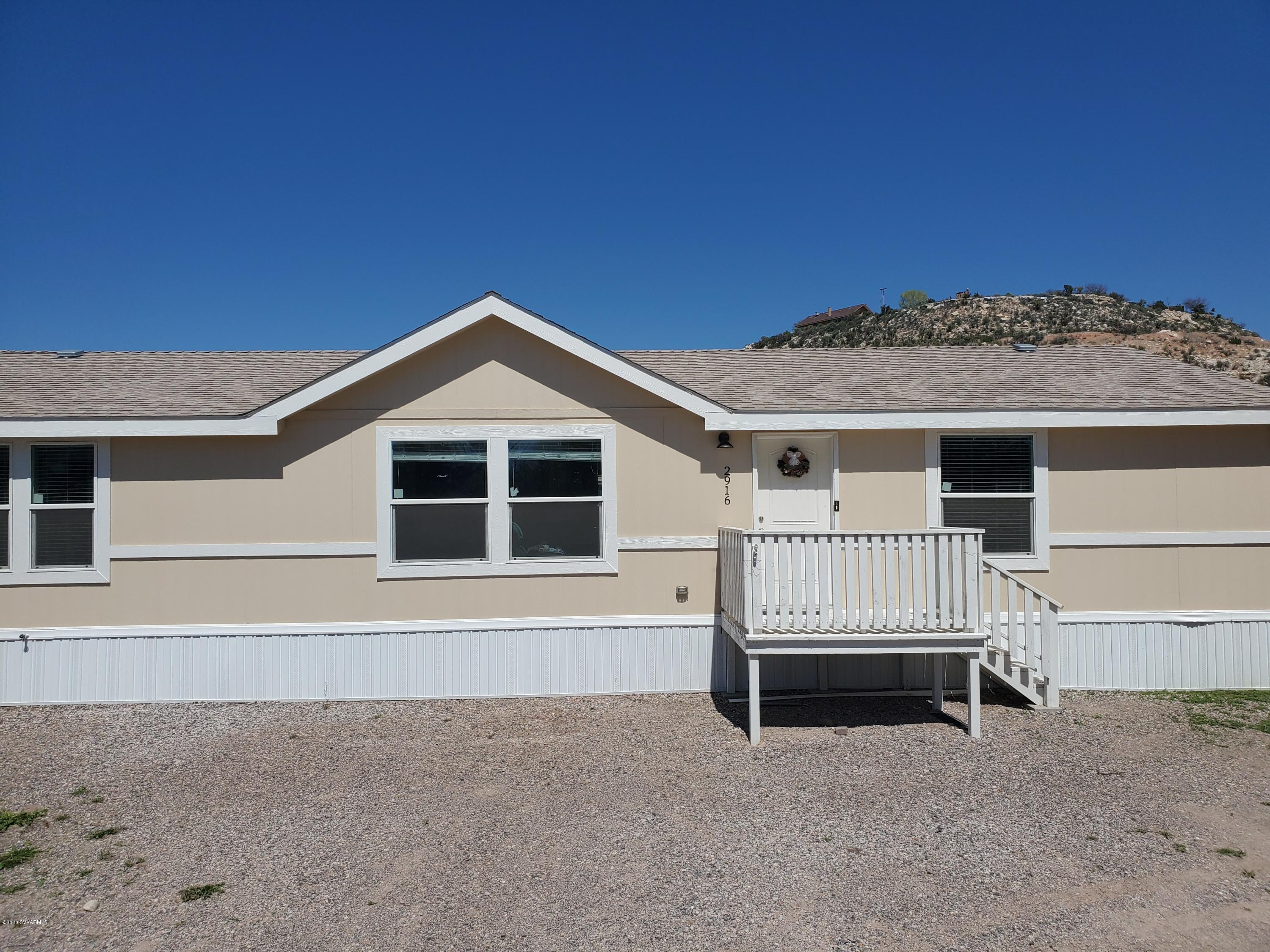 2916 E Henry Lane Cottonwood, AZ 86326