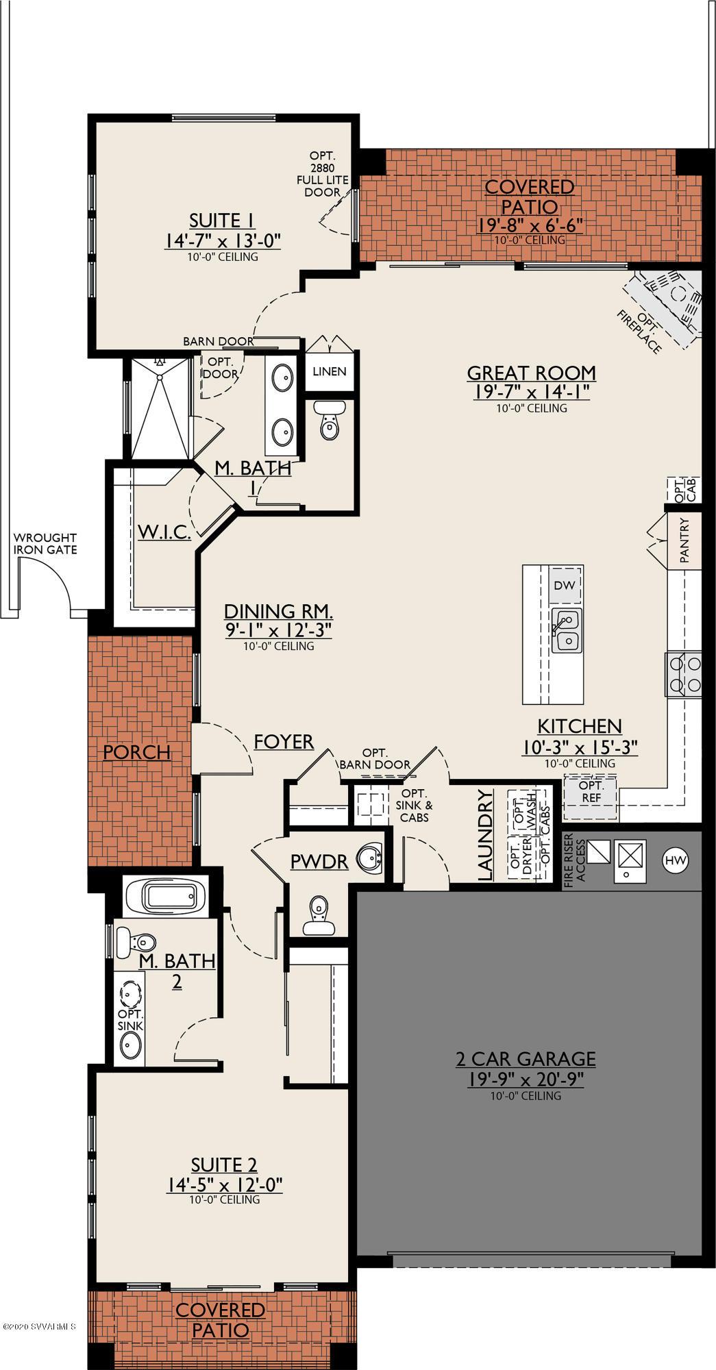 3902 Positano Place Sedona, AZ 86336