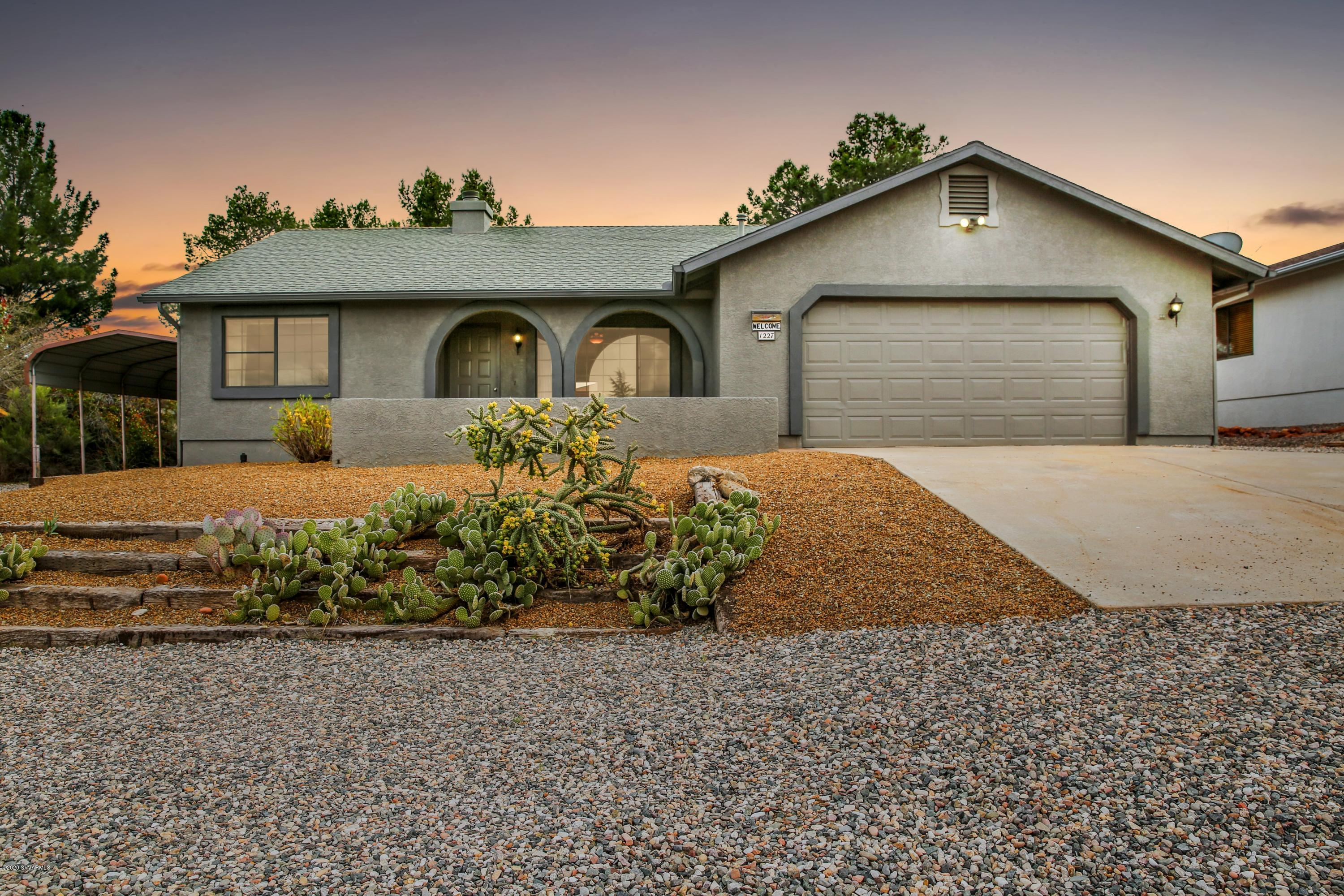 1227 E Hermits Lane Cottonwood, AZ 86326