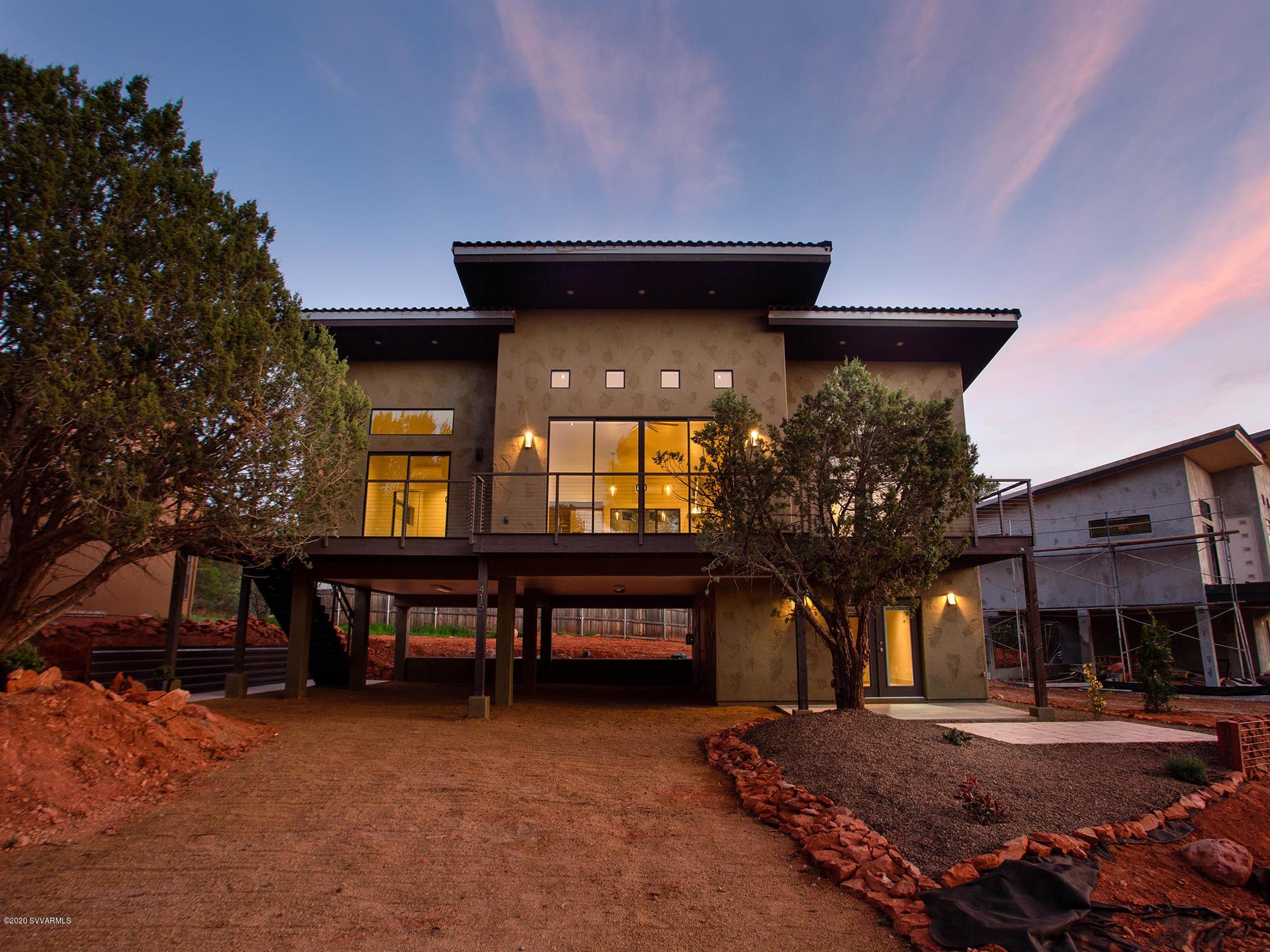 415 Chavez Ranch Rd Sedona, AZ 86336