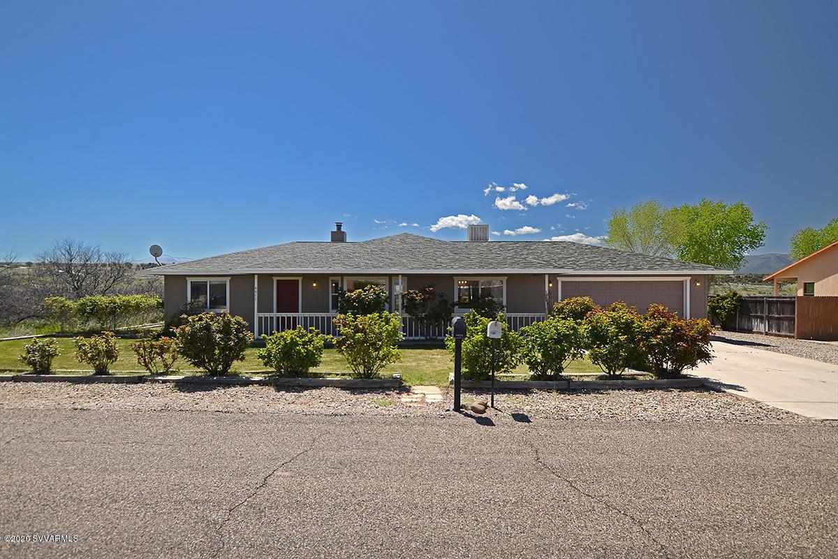 4411 E Canyon Drive Camp Verde, AZ 86322