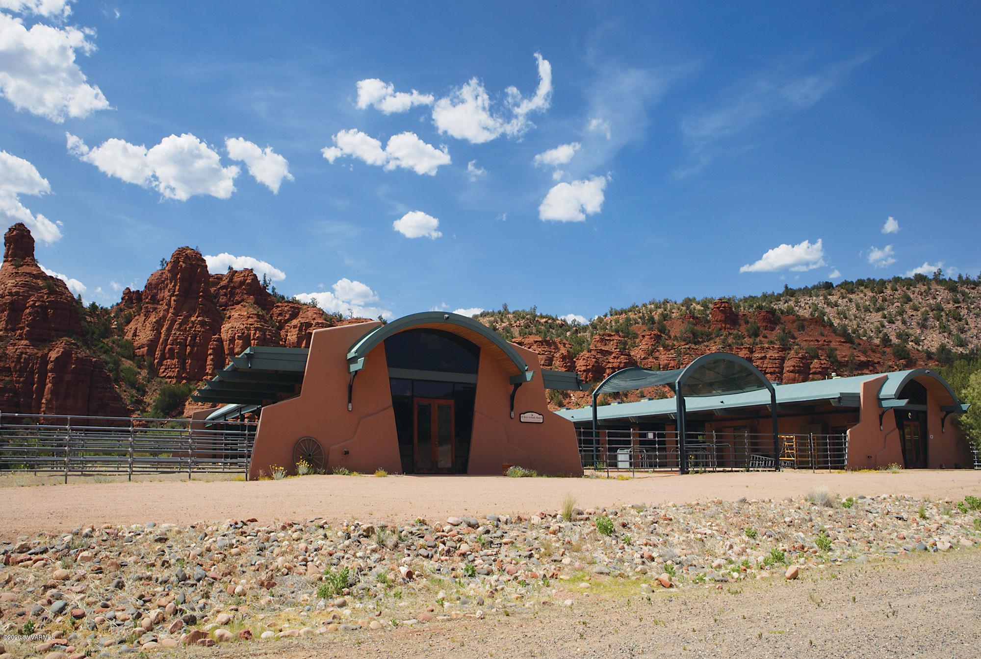 00 El Rojo Grande Ranch - Lot A Sedona, AZ 86336