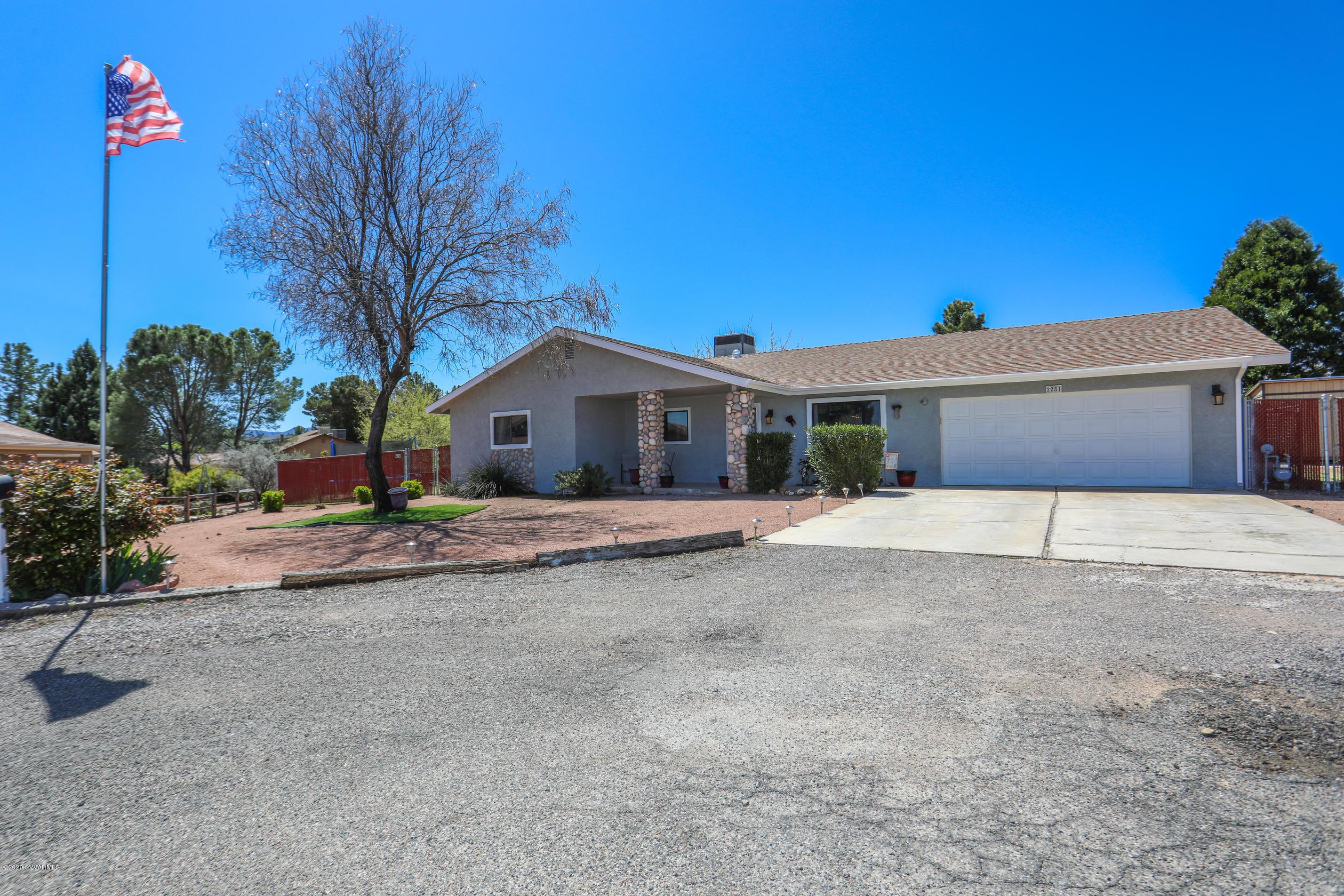 2281 Broken Rock Circle Cottonwood, AZ 86326