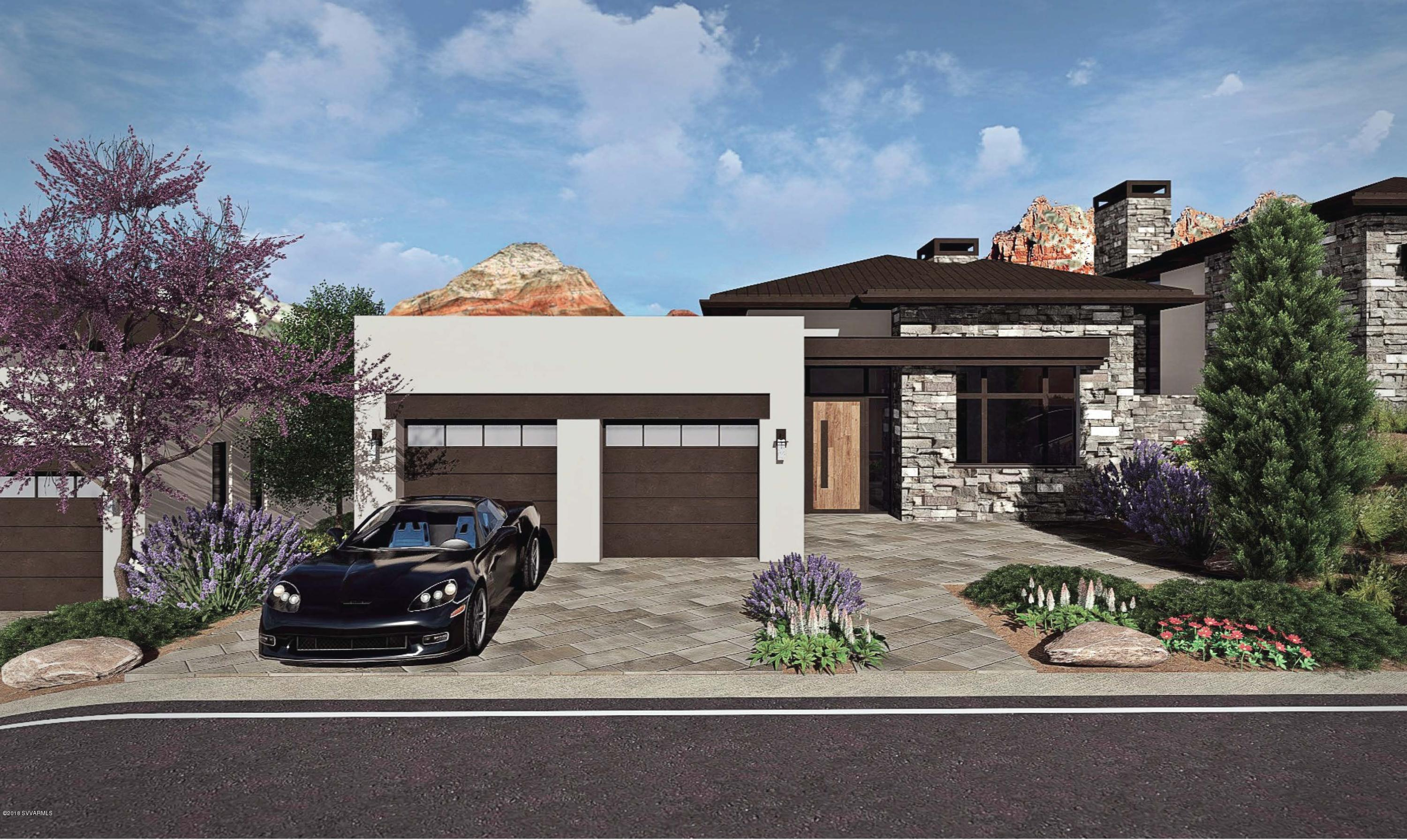 100 Sterling Pass Rd UNIT Lot 4&5 Sedona, AZ 86336