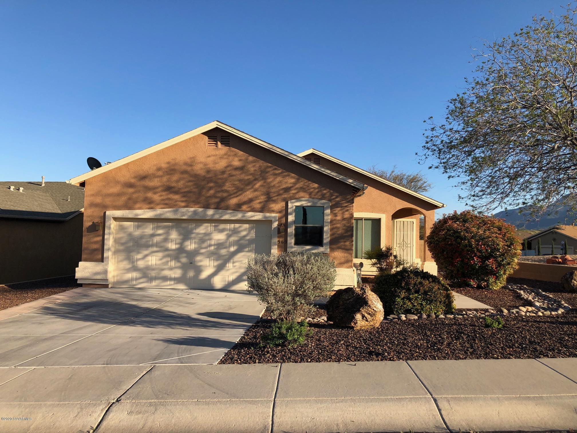 569 W Saddle Creek Drive Camp Verde, AZ 86322