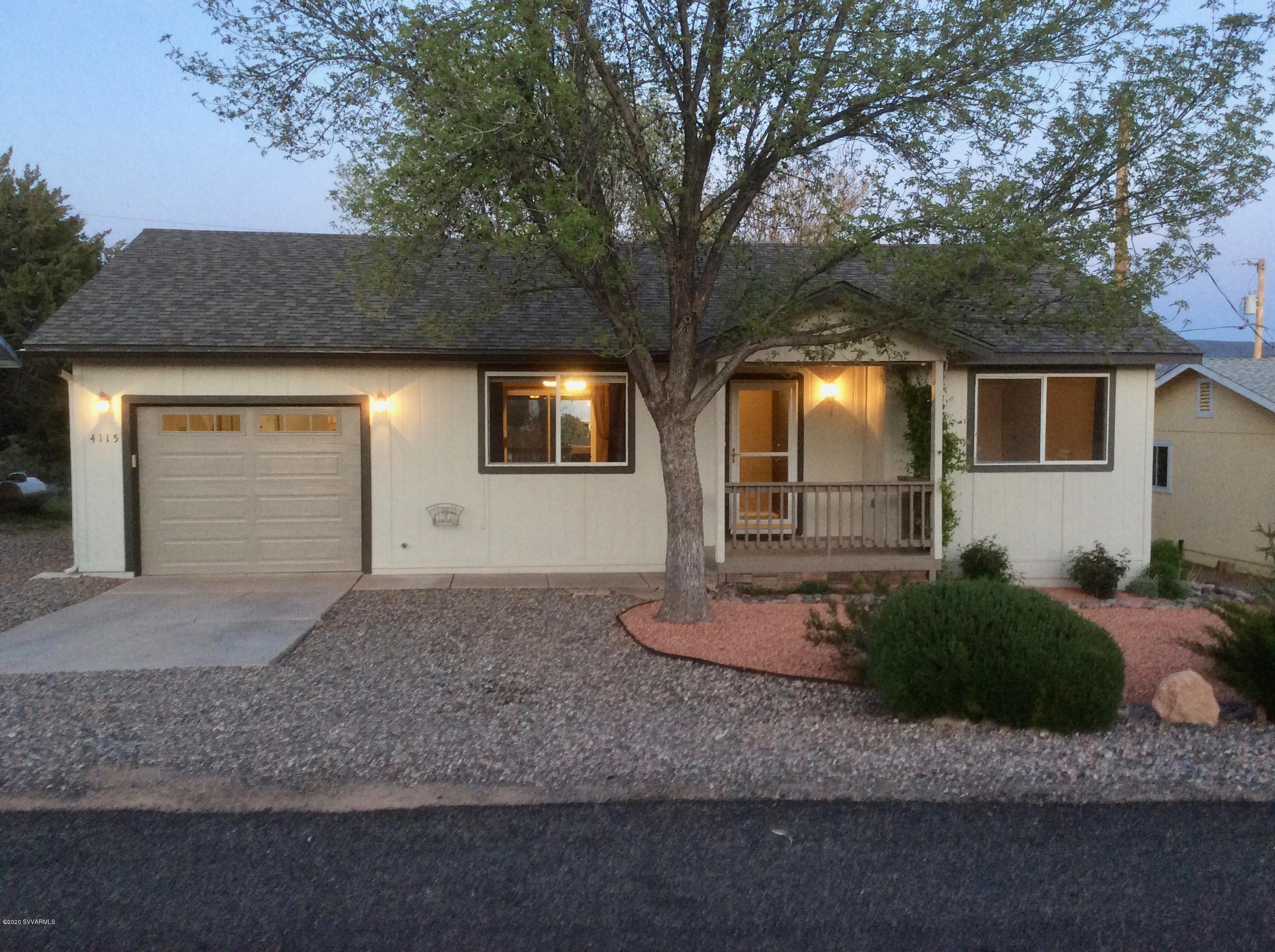 4115 N Nachez Drive Rimrock, AZ 86335