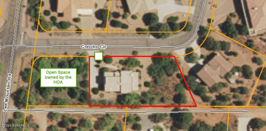 10 Concho Circle Sedona, AZ 86351
