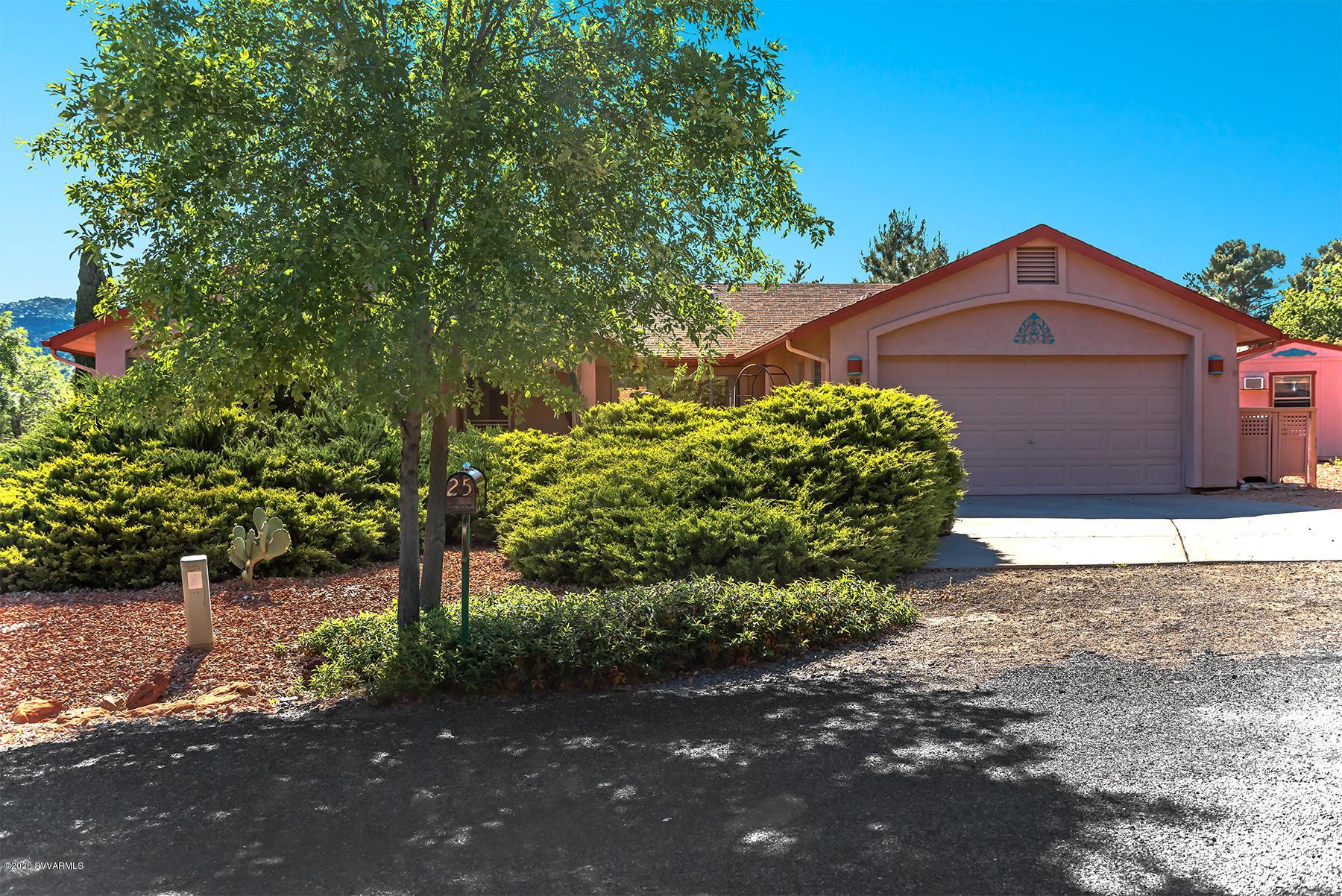 25 Skyline Circle Sedona, AZ 86351