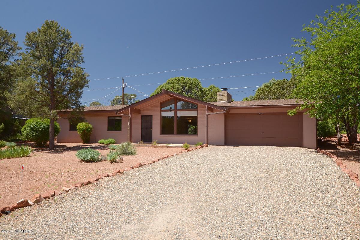 205 Pony Soldier Rd Sedona, AZ 86336