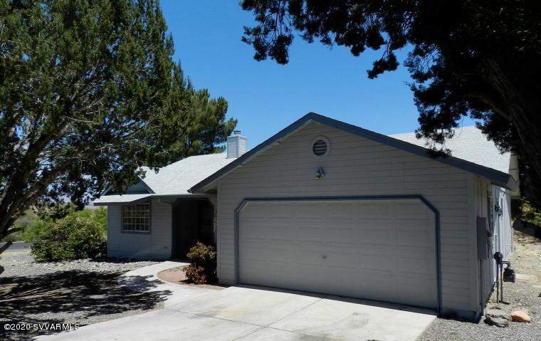 1673 S Contention Lane Cottonwood, AZ 86326