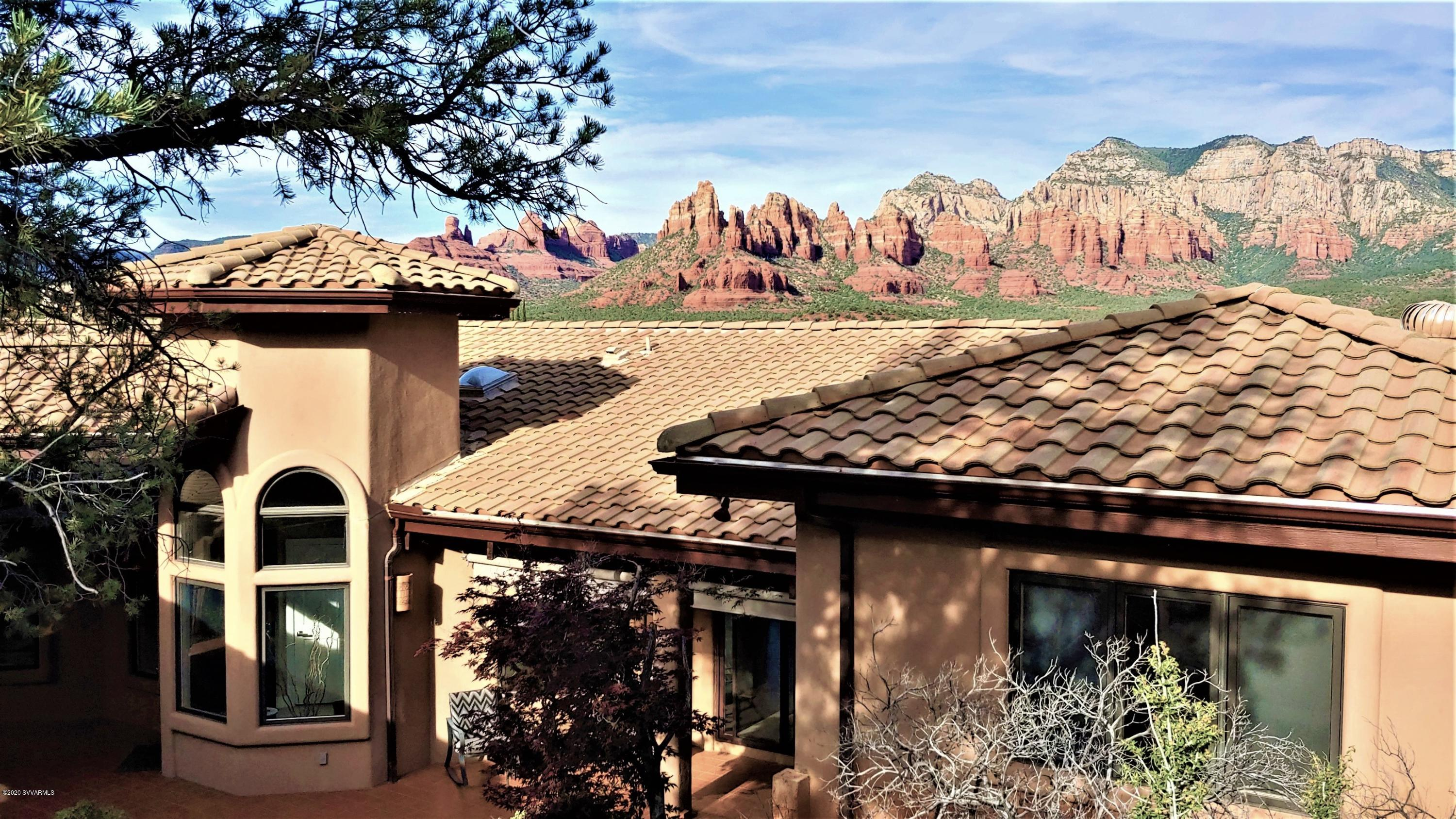 601 Creek View Circle Spur Sedona, AZ 86336