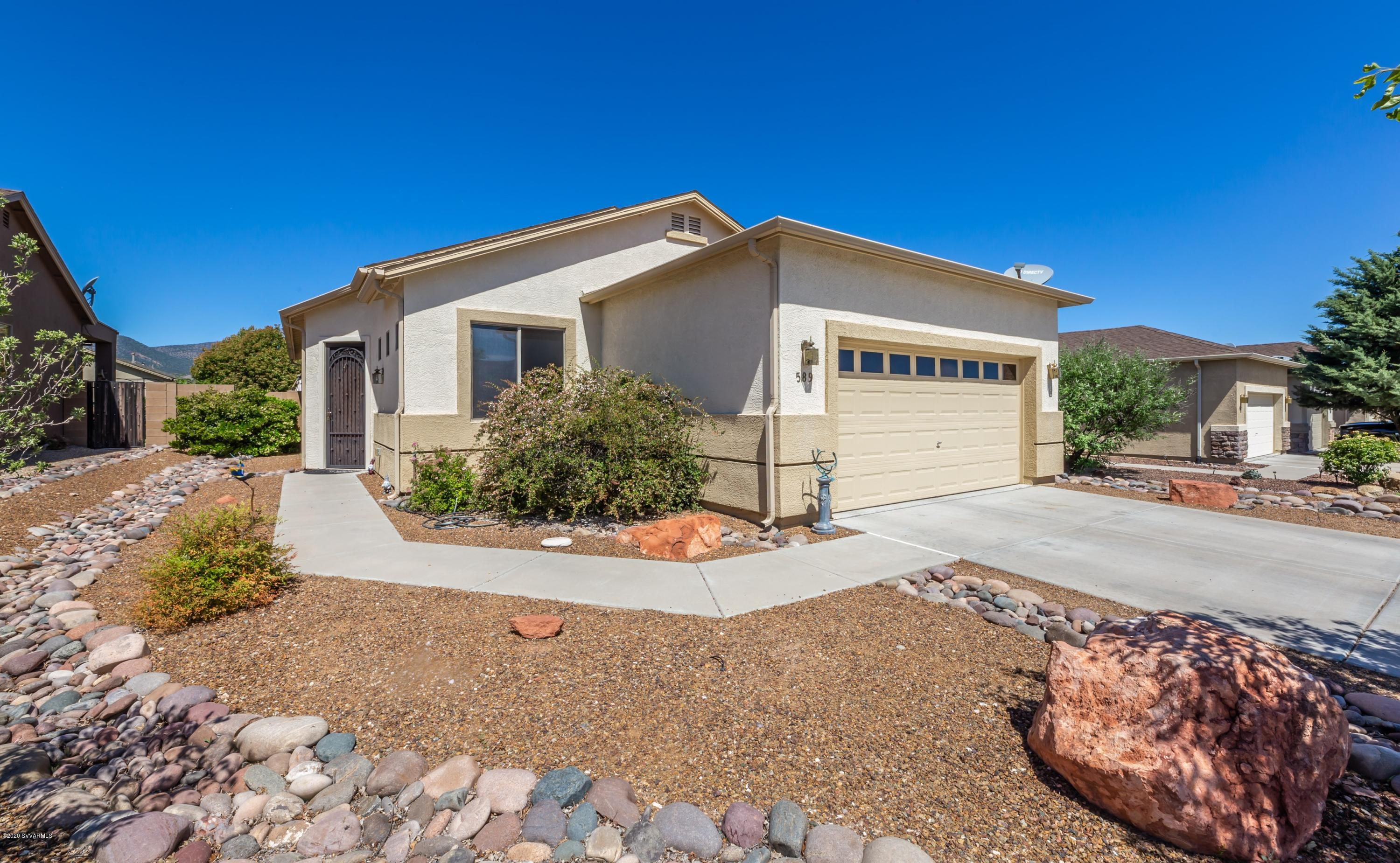 589 S Rowdy Ranch Drive Camp Verde, AZ 86322