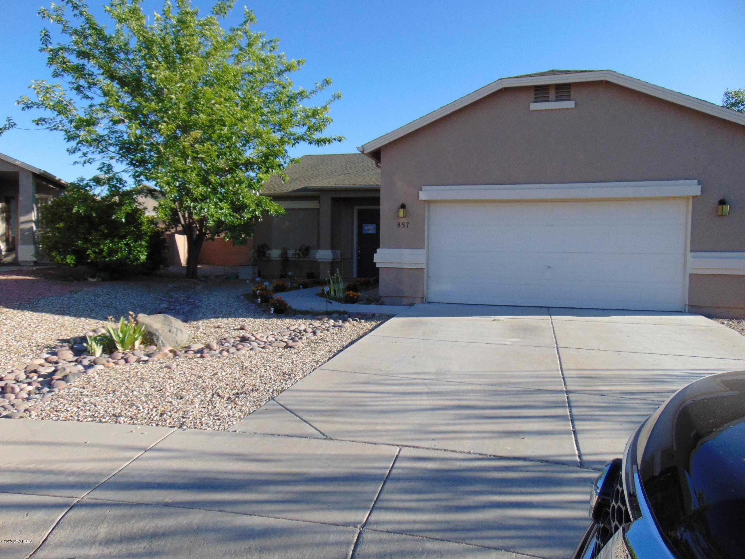 857 W Six Gun Drive Camp Verde, AZ 86322