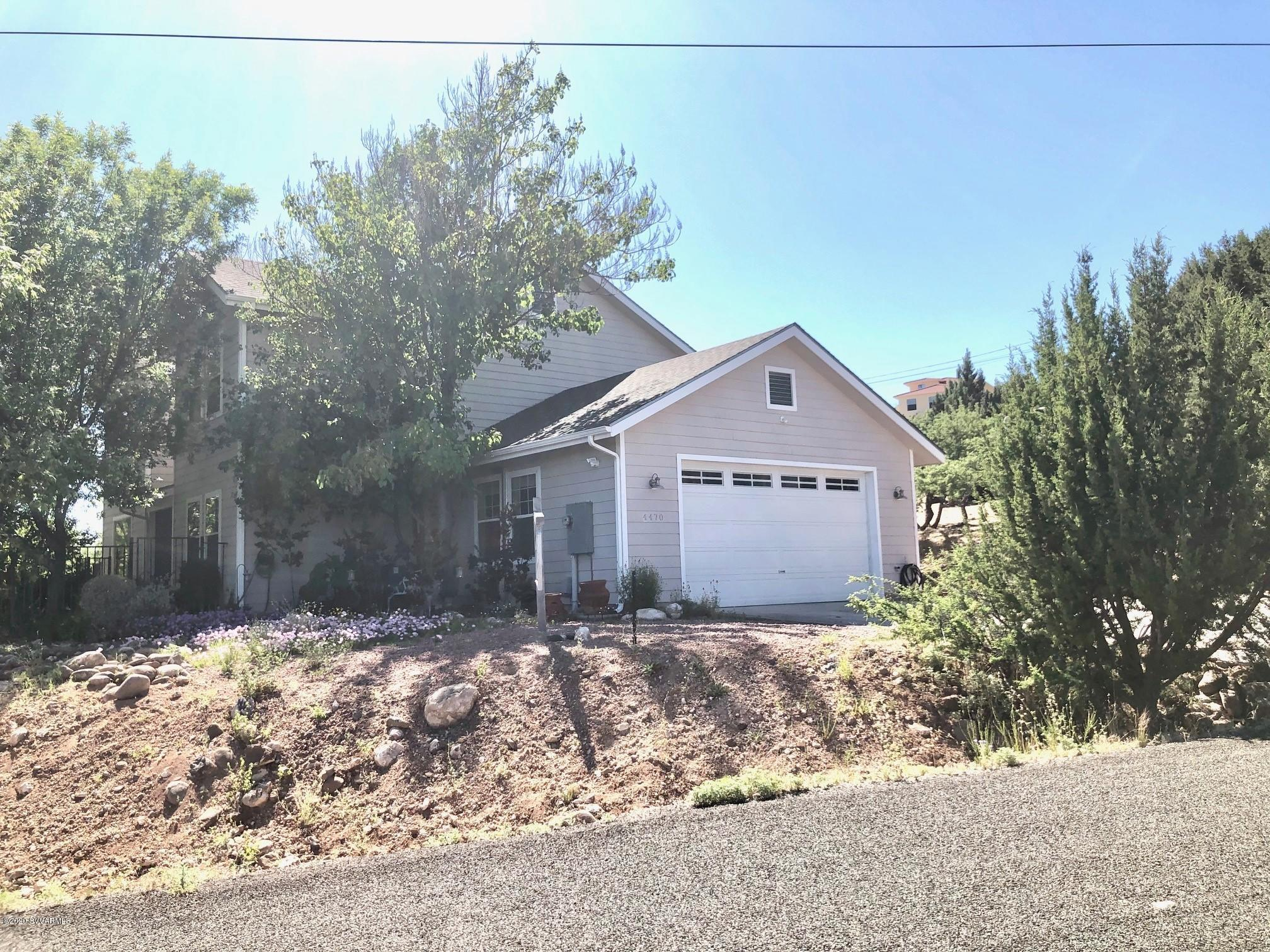 4470 N Eagle Circle Rimrock, AZ 86335