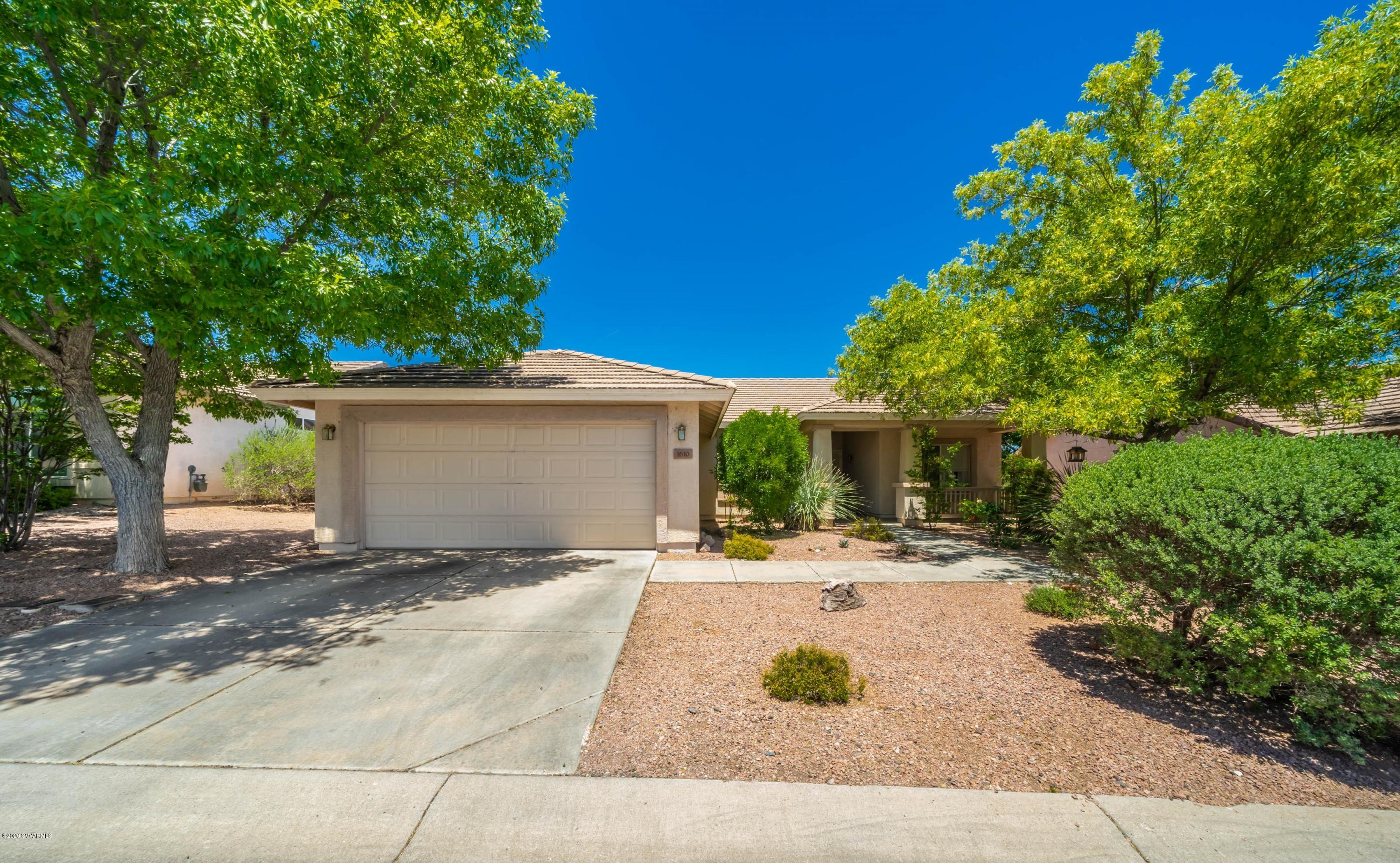 1610 W Wagon Wheel Rd Cottonwood, AZ 86326