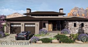 80 Sterling Pass Rd, Lot 6&7, Sedona, AZ 86336