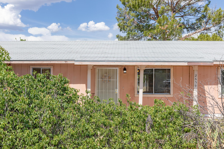 2659 S Karlson Drive Cornville, AZ 86325