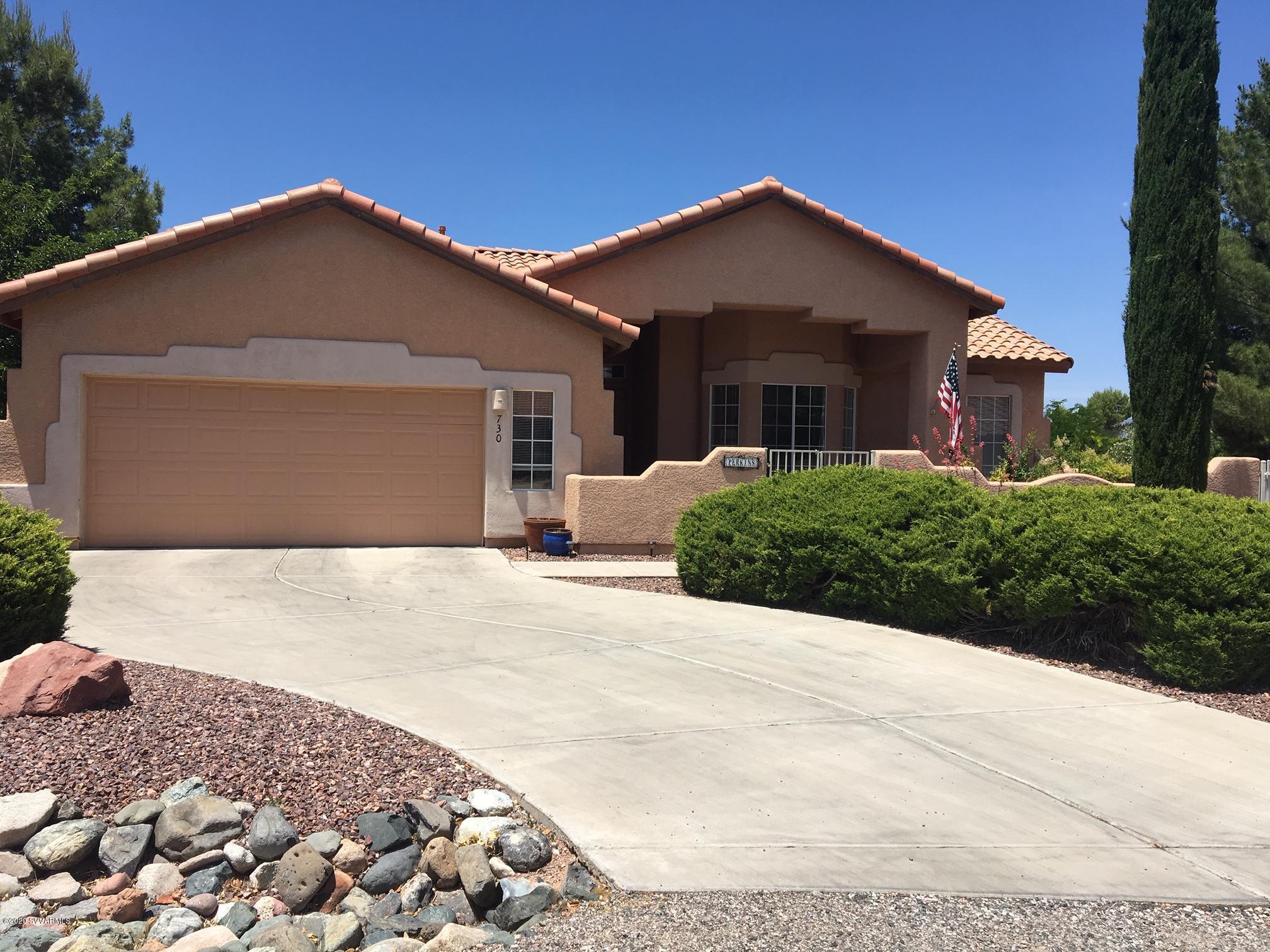 730 S Soaring Eagle Way Cornville, AZ 86325