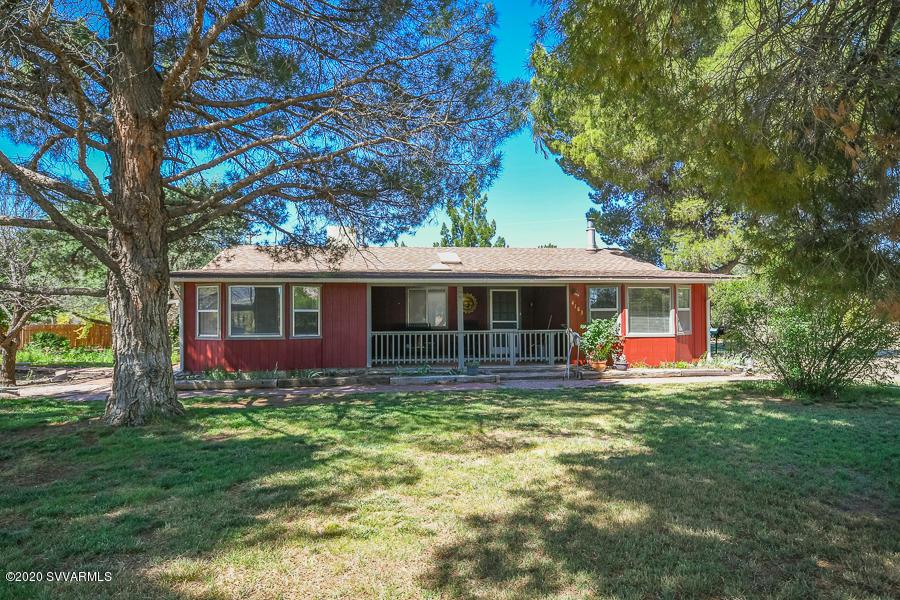 4183 W Middle Verde Camp Verde, AZ 86322
