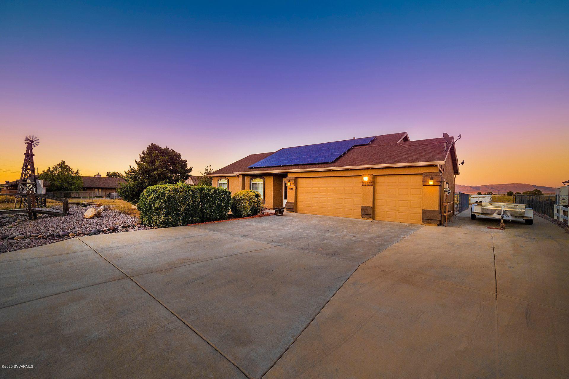 1079 Surrey Circle Chino Valley, AZ 86323