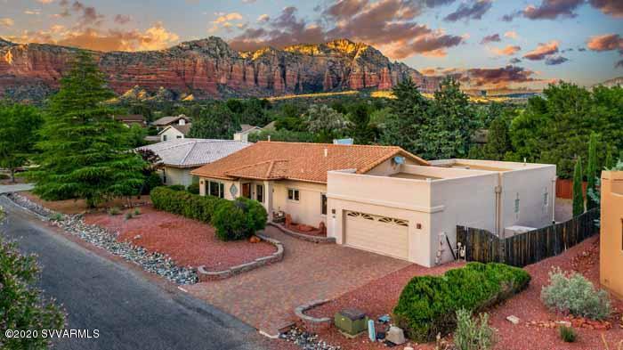 60 Concho Way Sedona, AZ 86351