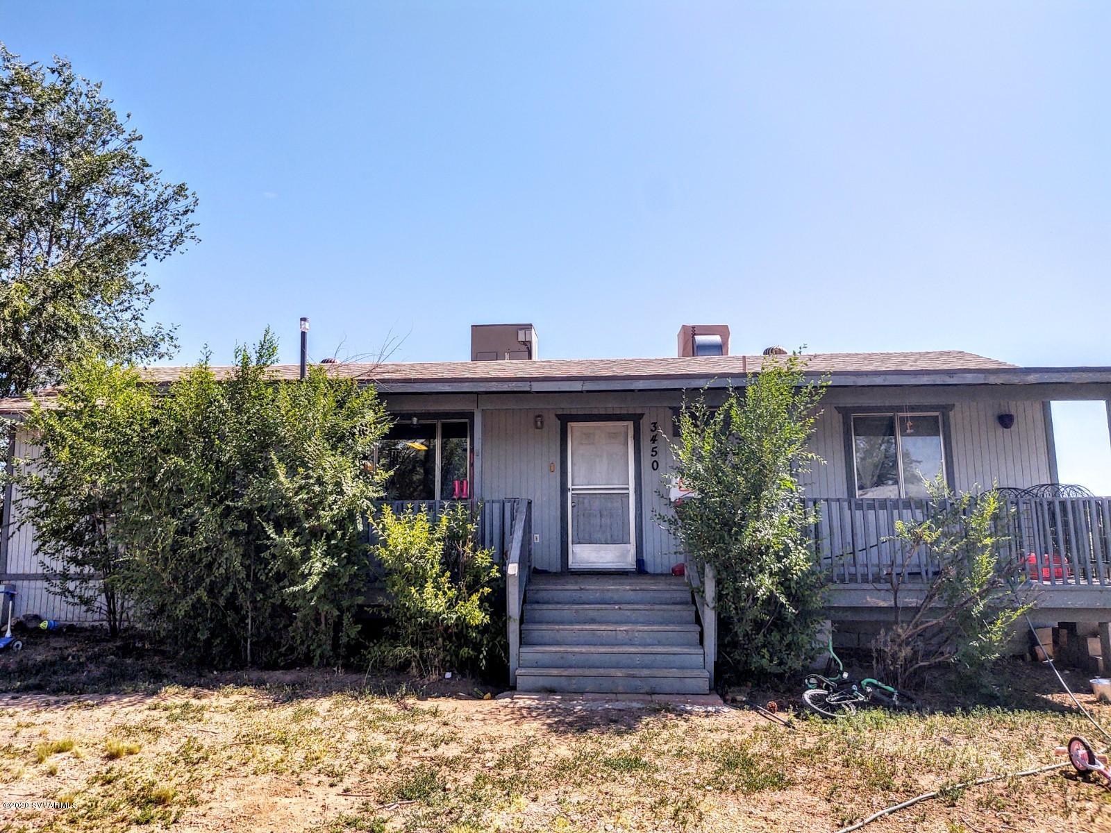 3450 Kimberly Lane Chino Valley, AZ 86323
