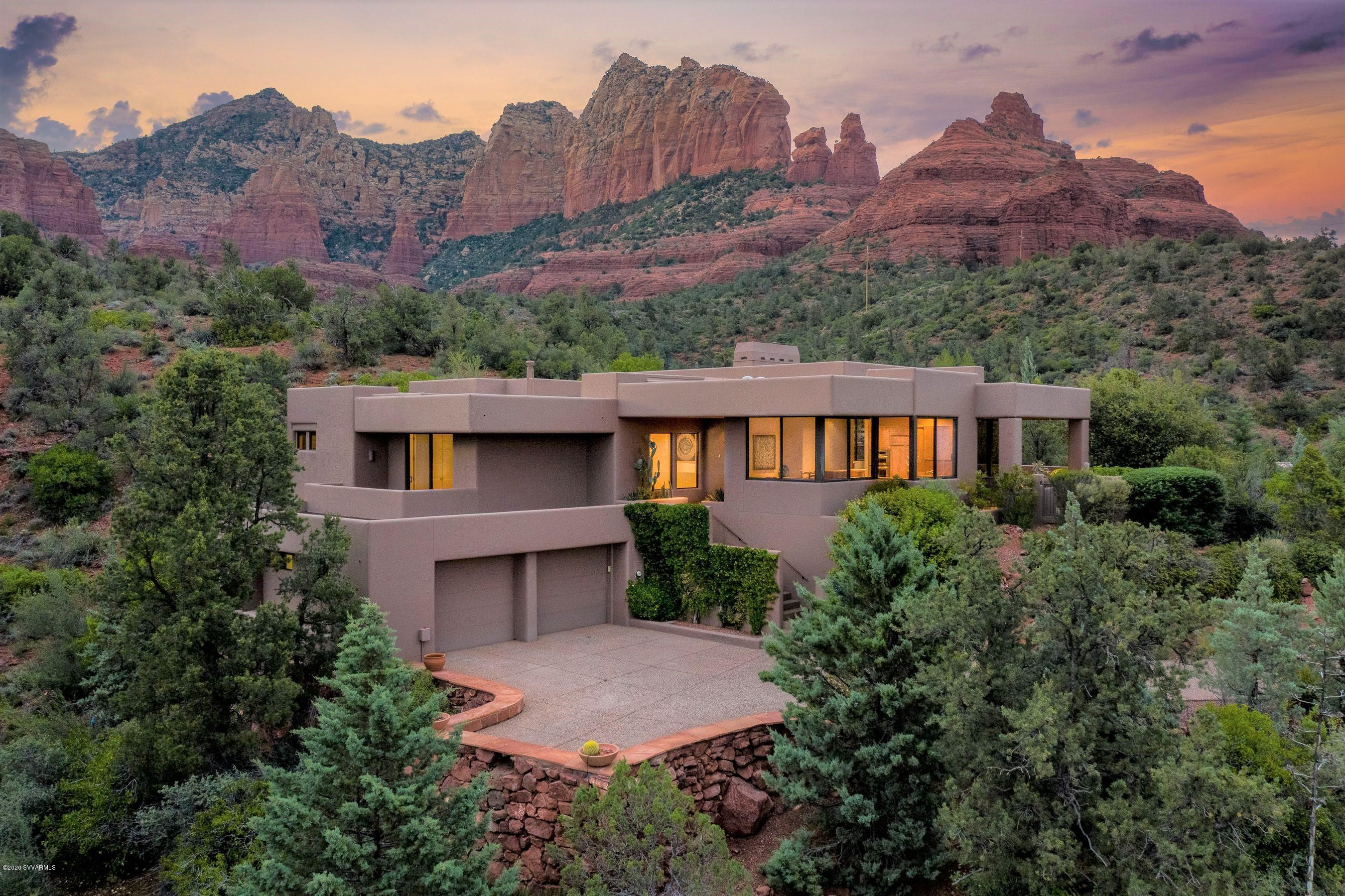 207 Munds Mountain Circle Sedona, AZ 86336