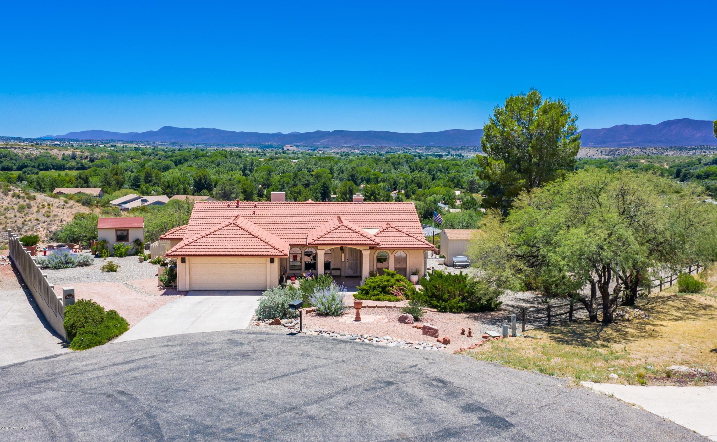 10645 E Saddle Rock Rd Cornville, AZ 86325