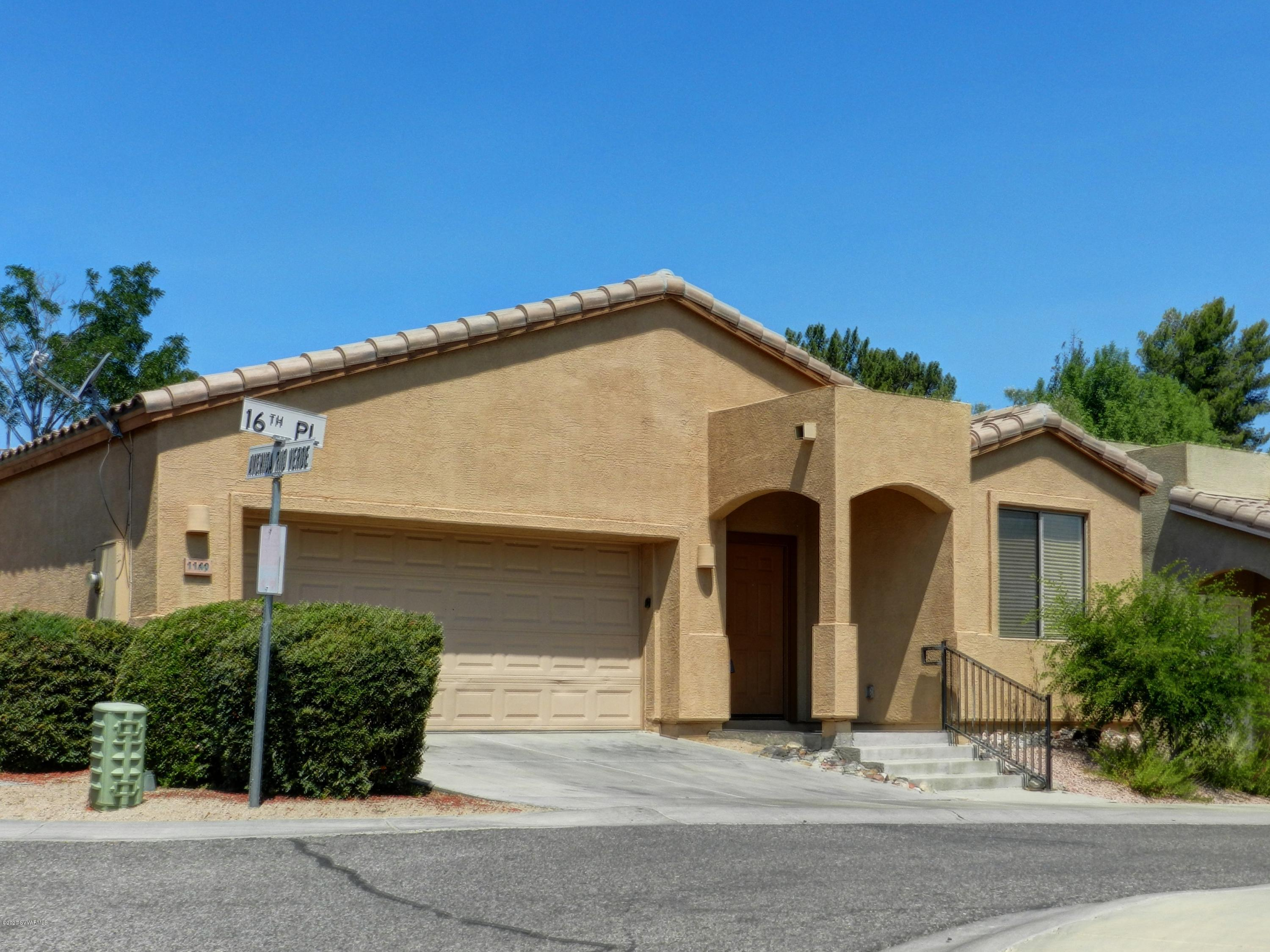 1140 S 16th Place Cottonwood, AZ 86326
